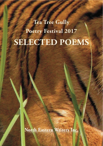 Tea Tree Gully Poetry anthology 2017